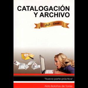 Catalogación y Archivo