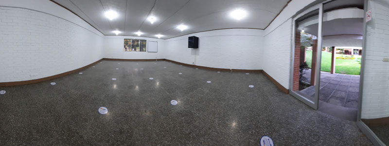 Salón Casa de Encuentros La Salle
